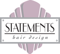 Statements Hair Design Logo